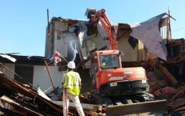 Demolition and/or Deconstruction