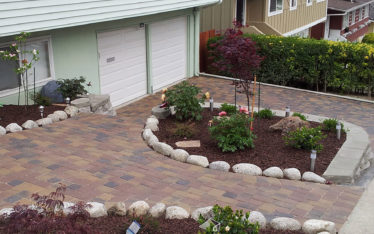 Drainage and paving